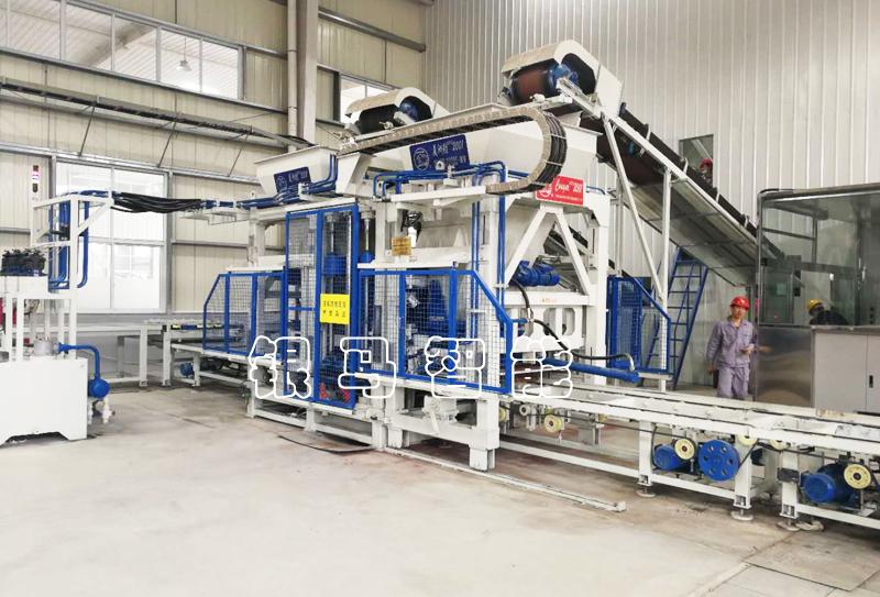 透水砖成型机等机械维修保养中的4个误区!