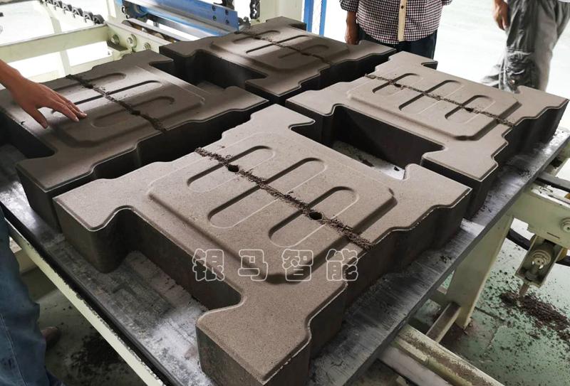 绿化环保制砖机维修中应注意的细节问题!