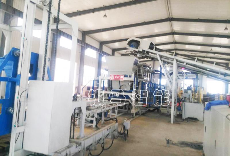 生态化全自动透水砖设备工厂建立必须考虑的五大问题!