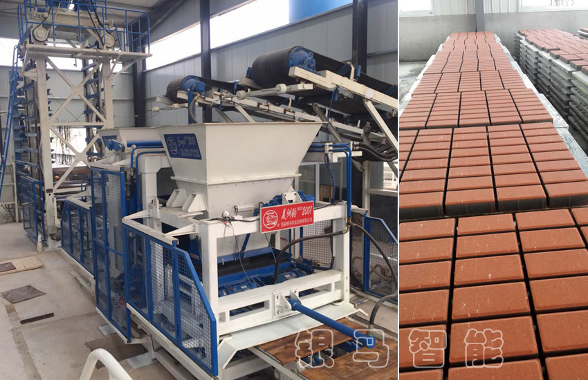 金属尾矿渣砖机:免烧砖机部件润滑的容易存在的几个误区!