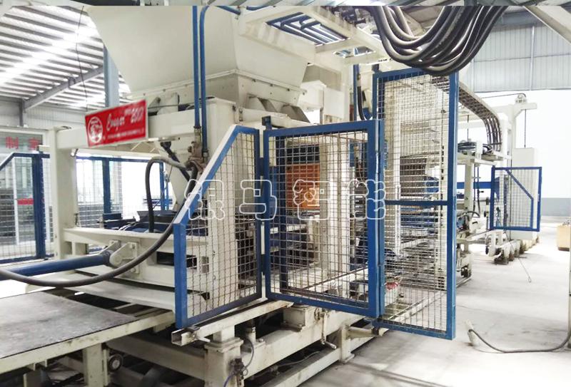 铜尾矿制砖设备透水砖机轴承安装技术相关常识