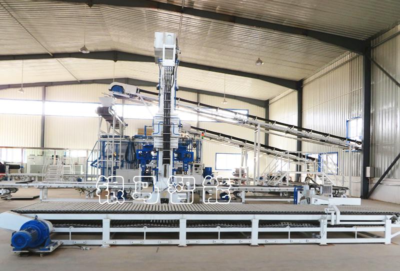 水泥花红砖机设备液压系统欠速的影响及解决办法!