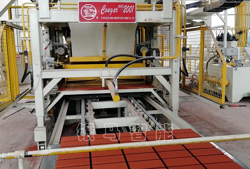 大型水泥环保砖设备液压泵不常见故障及处理惩罚办法!