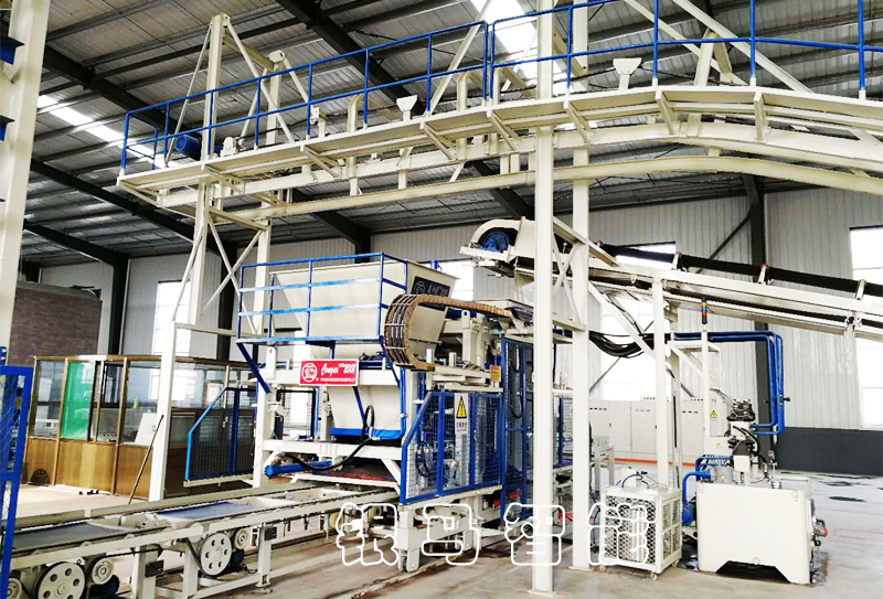 透水砖机械设备:夏季降温措施与新建砖厂基本常识