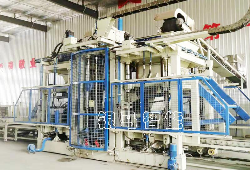 透水砖机日常设备清洁的重要性与养护方法