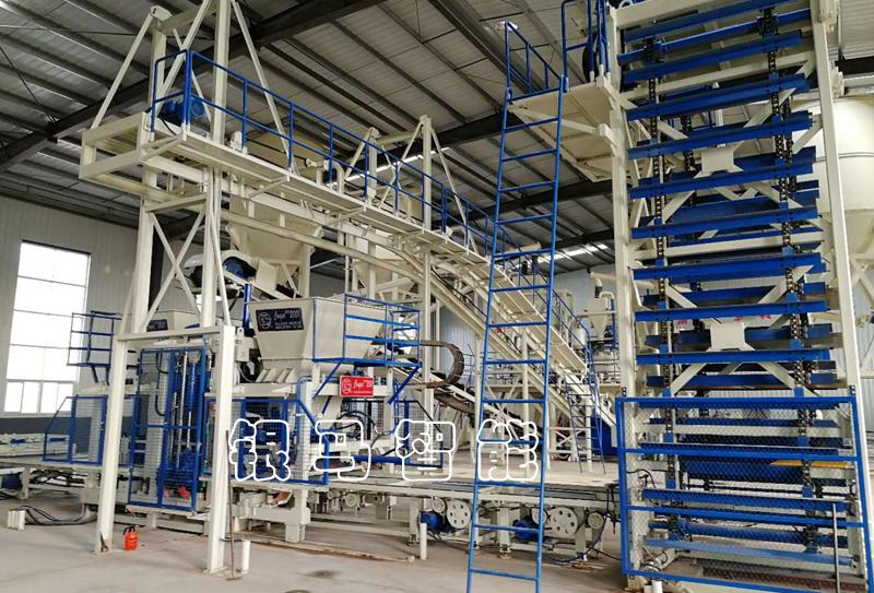 草坪砖生产机器调试步骤与设备维修内容有哪些?