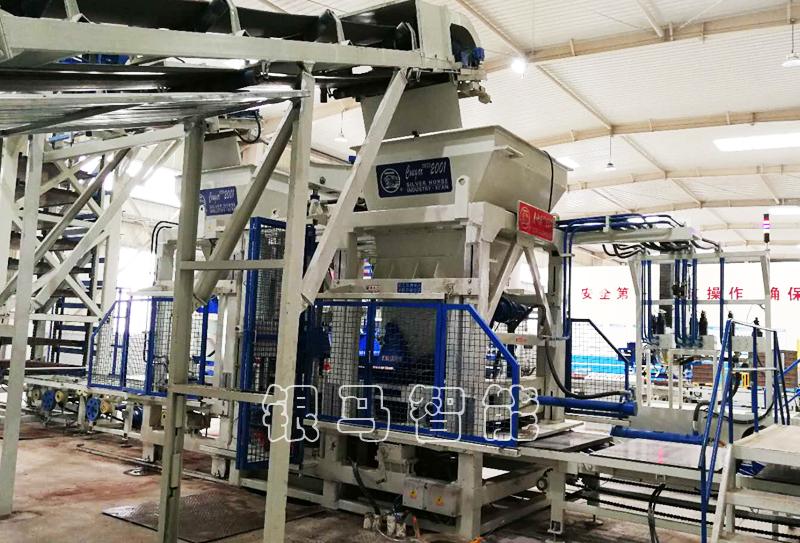水泥透水砖设备规划砖厂时布线工作要求与轴承应用细节分析