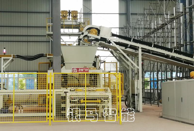 全自动透水砖生产设备电压电器触点故障处理及变频器的功能