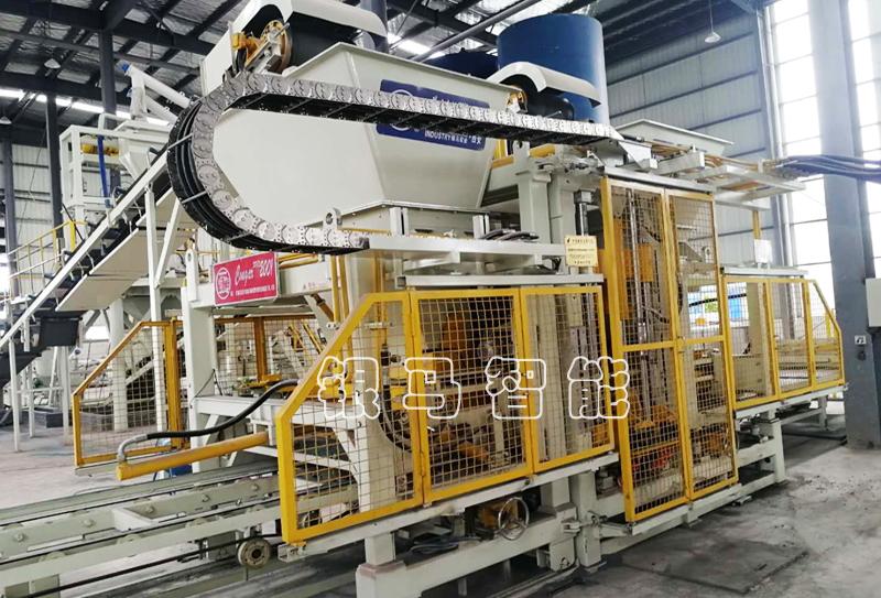 制砖机成套设备为发展放能,为建设蓄能!