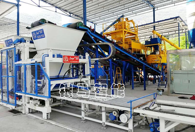 透水砖机生产线:农村垃圾是如何进行资源化处理的?