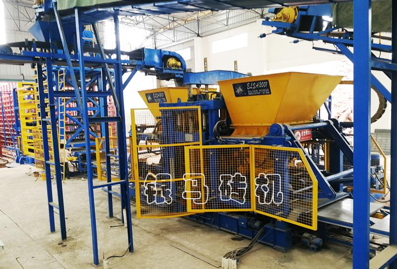 隆冬水泥砖厂自动化设备冻堵故障怎么解决以及相关注意事项