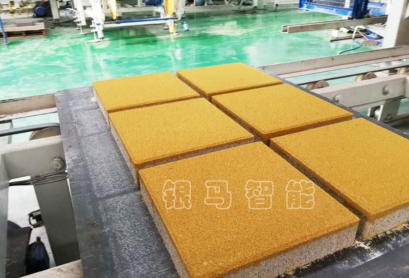 透水砖机:两种机械故障类型及模具养护工作!