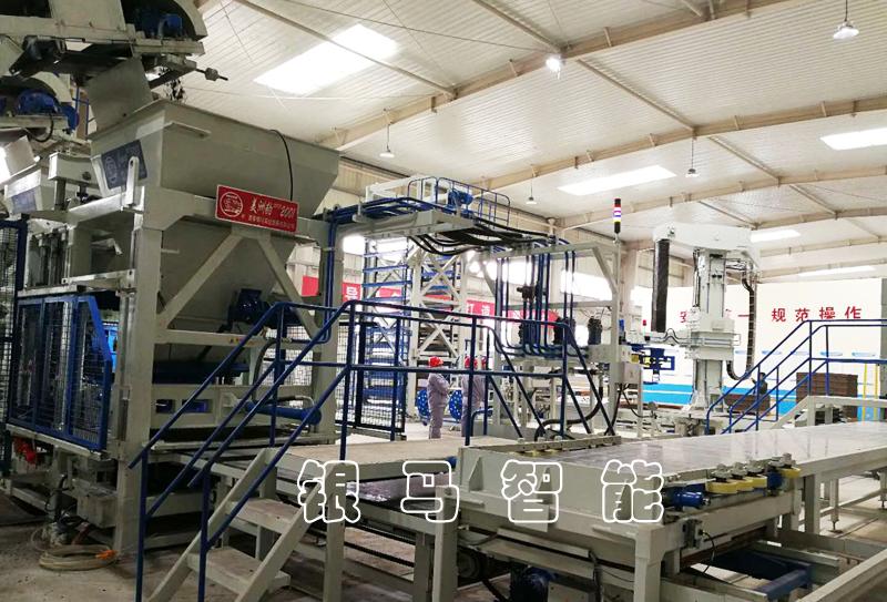 环保制砖设备生产线:砌块砖机液压密封防治及设备选择要点!