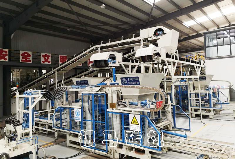 护坡砖生产机器:金沙9001mm平台设备故障诊断的目的及快速诊断法!