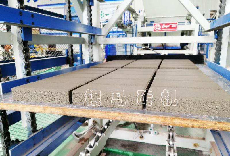 砌块砖机:建筑垃圾透水砖生产线示范工厂电路故障快速判别!
