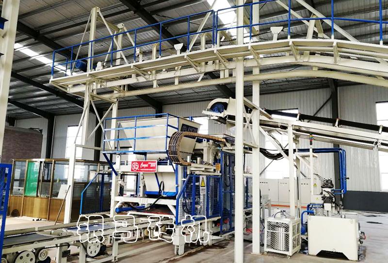 钢渣尾矿制砖设备:透水砖机直流工作电压测量应注意哪些问题?