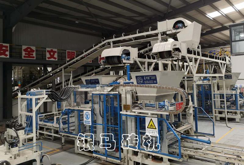 透水砖机:生态制砖机设备生产维护中应注意哪些问题?