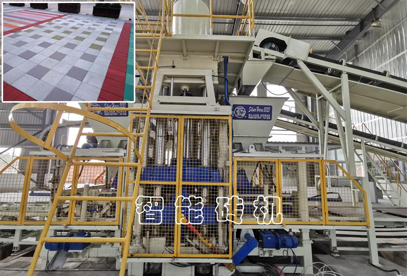 新建全能砖石机:制品生产工厂规划、预算、发展一样不能少!