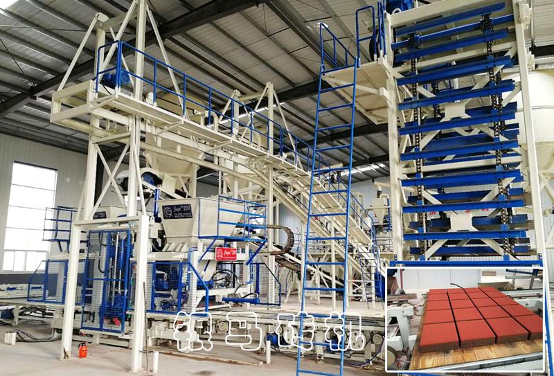 水泥砖机全套设备:银马砖机生产的ISQCE理念您怎么看?