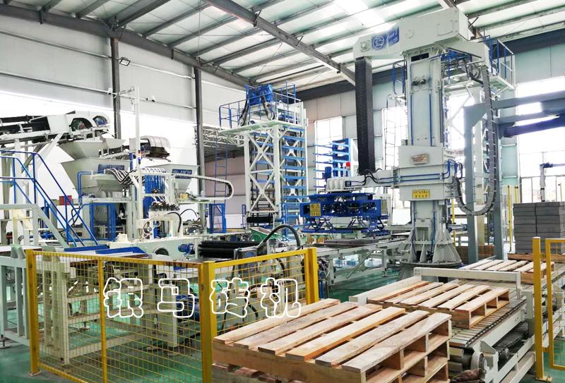 新型砖机生产线使建筑垃圾有效利用率提高