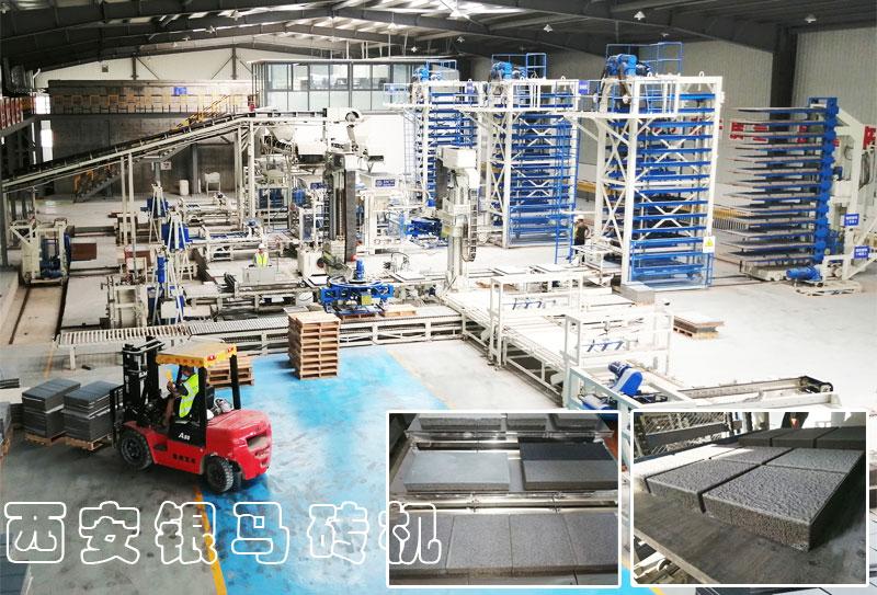 大型砖机生产线:液压系统油温升高会产生的不良影响及处理方案
