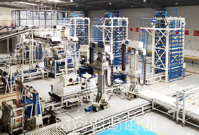 免烧压红砖机生产线:西安金沙凭借技术与工艺脱颖而出!