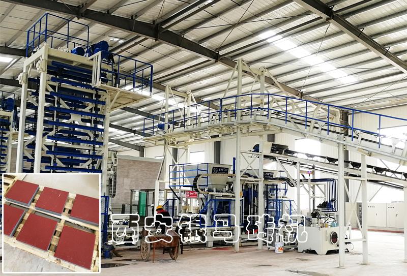 全自动化水泥打砖机:砖企实现高绿色质量发展的起点在哪?