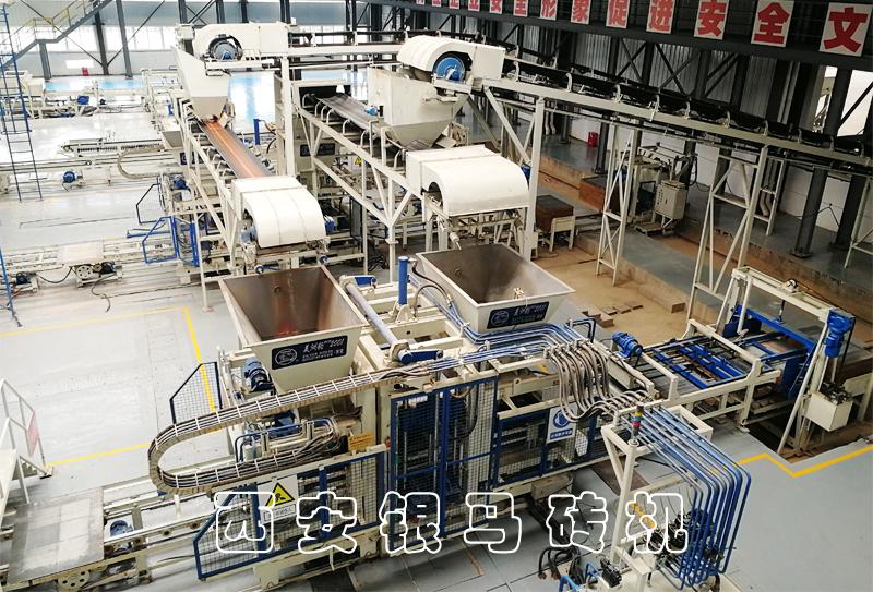 制砖生产线成套设备:好产品是企业行走于行业之巅的通行证!