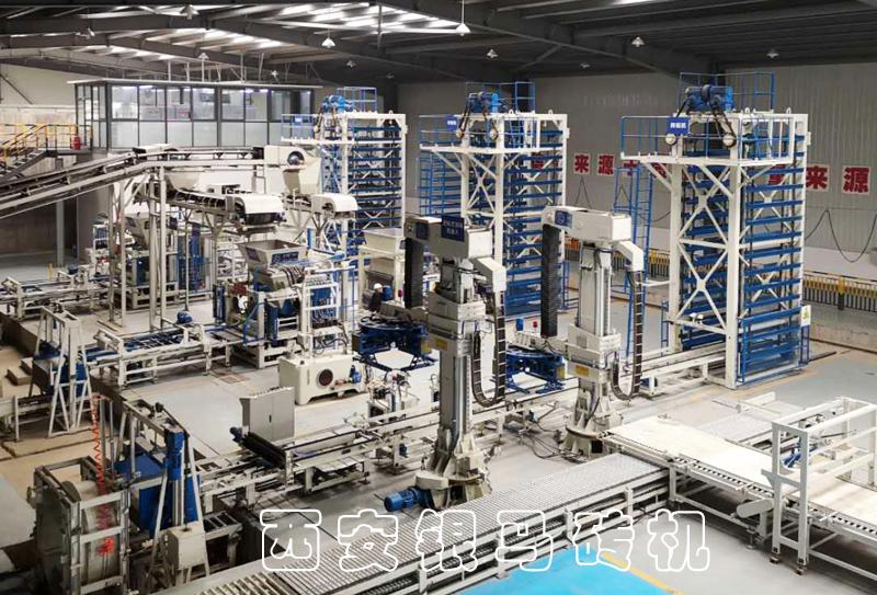 免烧砖机生产线设备生产中正确的操作方式及故障处理!