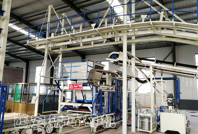 自动红砖机设备生产线:如何让金沙9001mm平台械设备平稳度过高温夏季?