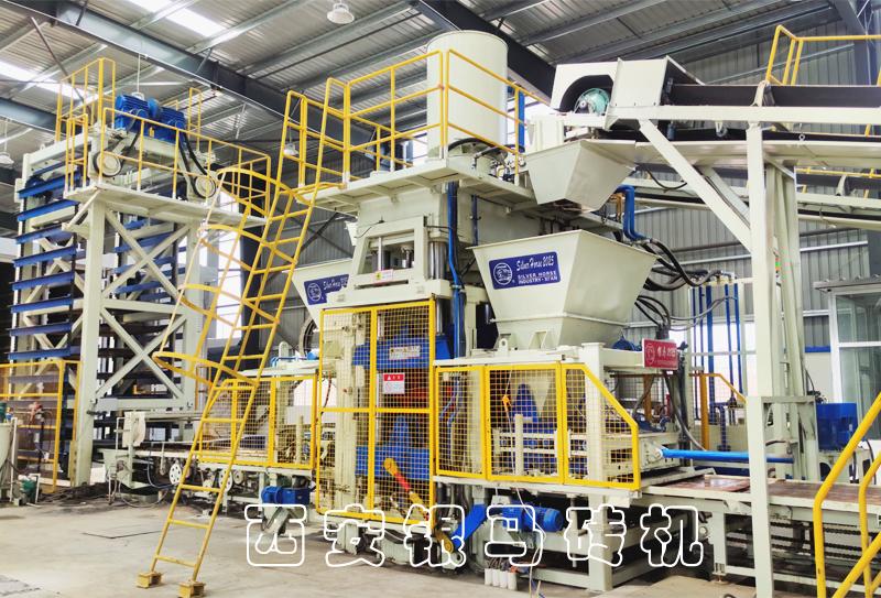 大型静压制红砖机作为金沙9001mm平台新机型是环保事业发展的重要条件