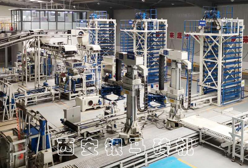砌块制砖机设备告诉你固废再生项目前景有多大