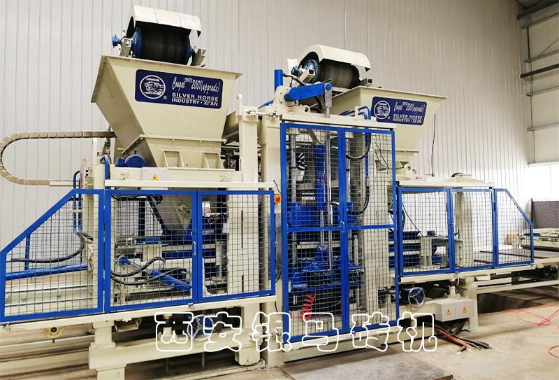 建筑垃圾制砖机:刷新国产机械认知,推进建筑垃圾再生!