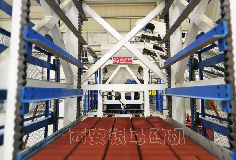 制砖机成套设备:科技创新,让固废不废!