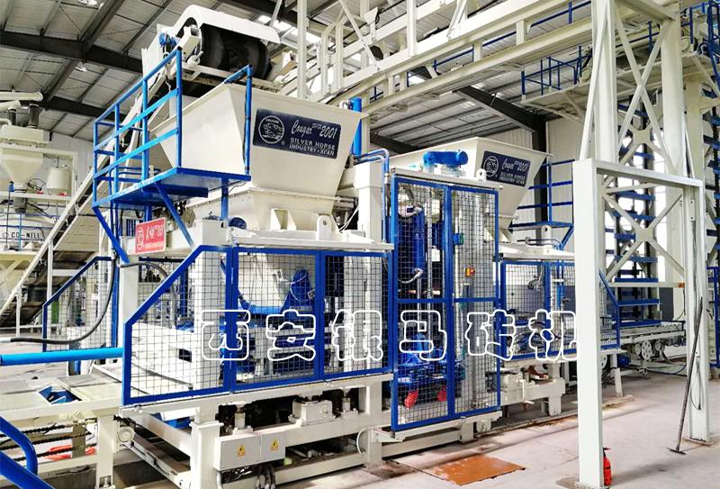 """水泥空心砖机打造经济高质量发展的""""强劲引擎""""!"""