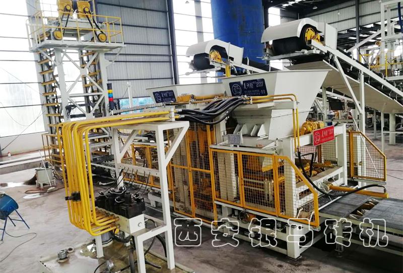 免烧砖全套设备:国家大力介导的环保型建材机械