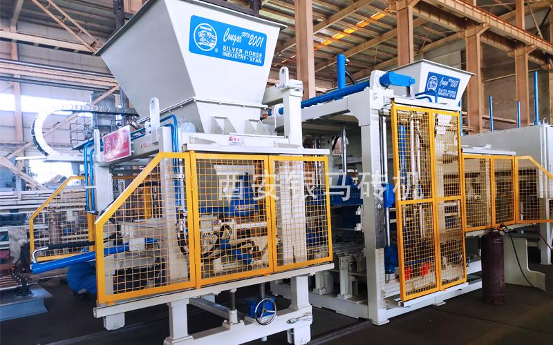 环保制砖设备生产线:量身设计制定方案规划 确保顺利投产