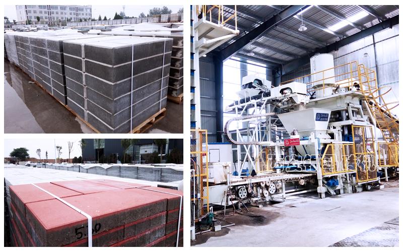 绿化环保制砖机:建筑垃圾制砖机让制品具备审美价值和功能的多样性