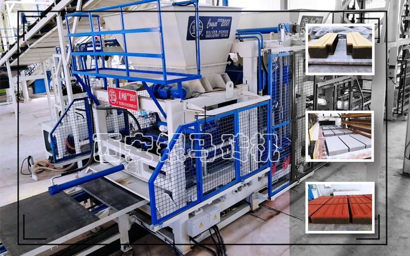水泥花砖机设备:一款中小建材企业的优选机型