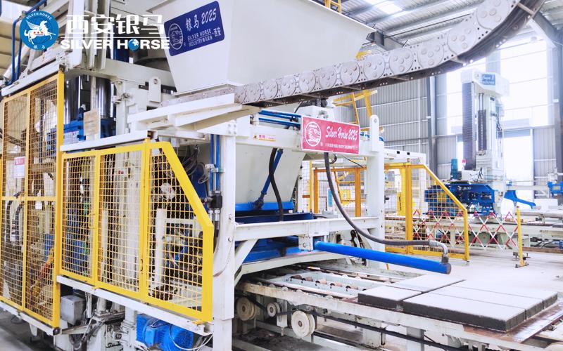 PC砖机械设备:首台(套)重大技术装备推动绿色低碳循环发展