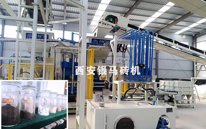 水泥环保砖生产设备:前沿科技打造智能化工厂、绿色化工厂