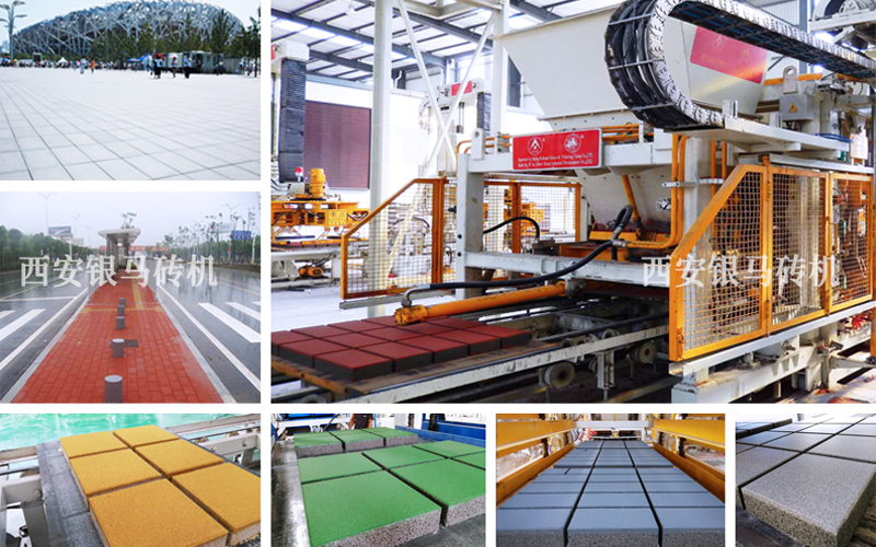 我国自动化制砖生产设备为何会得到迅速普及