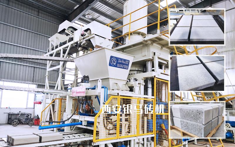 环保制砖设备生产线促进固废绿色、高质、高值、规模化利用