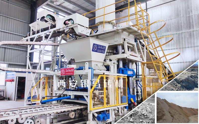 钼尾矿免烧砖生产线:推进稀贵金属等共伴生矿产资源综合开发利用