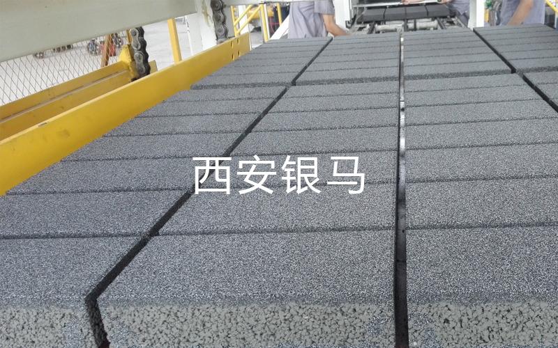 海绵透水砖生产线:解时代之需 解城市之困