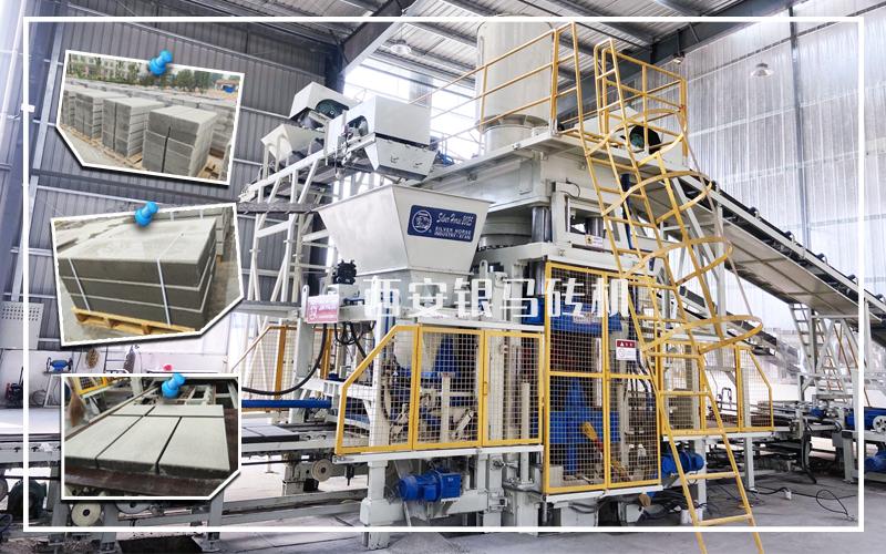铁矿石尾矿制砖机:进军尾矿综合利用范围广泛、潜力巨大的领域