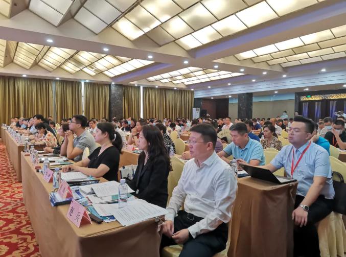 墙委会2021年会暨新型墙材绿色低碳发展论坛召开 西安银马参会