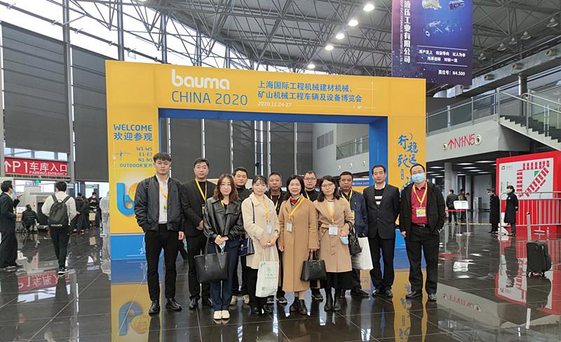 2020年西安银马参加上海宝马展