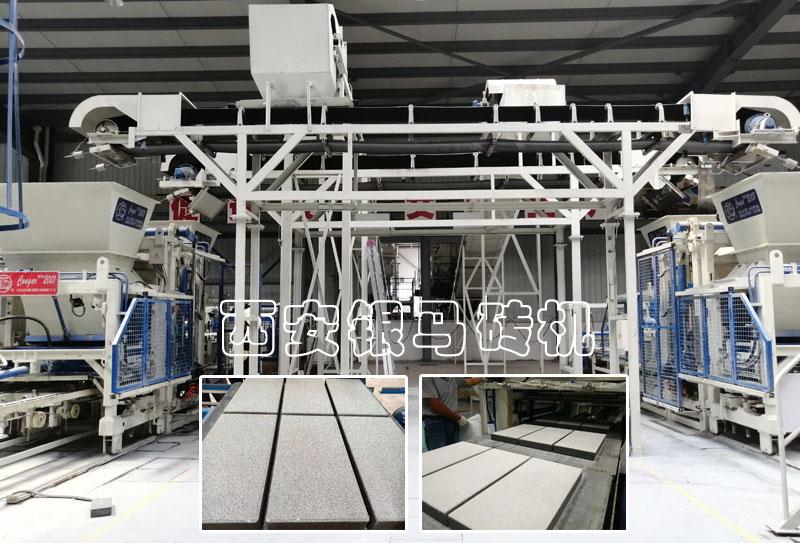 全自动水泥标砖生产线:透水砖机械设备运行标准有哪些?