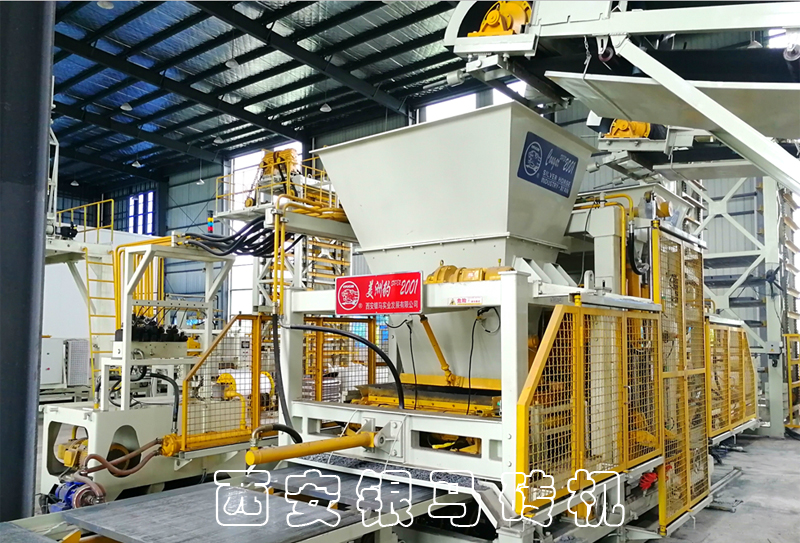 铜尾矿制砖机:免烧砖机实现固废规模化资源化清洁化高值化利用